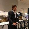 Специальный представитель России по климату Руслан Эдельгериев на открытии в ООН выставки «Самая красивая страна»