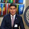 Министр иностранных дел Кыргызстана дал интервью Службе новостей ООН