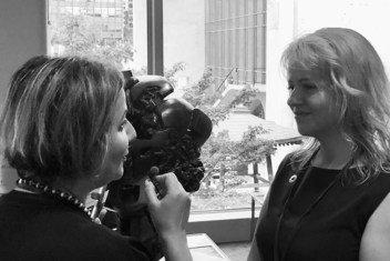 Светлана Лукаш, шерпа России в «Группе двадцати» ответила на вопросы Службв новостей ООН