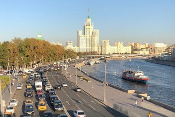 Москва, Российская Федерация.
