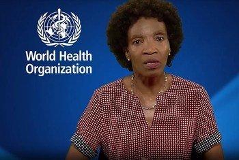 世界卫生组织助理总干事普林塞斯·西姆雷拉