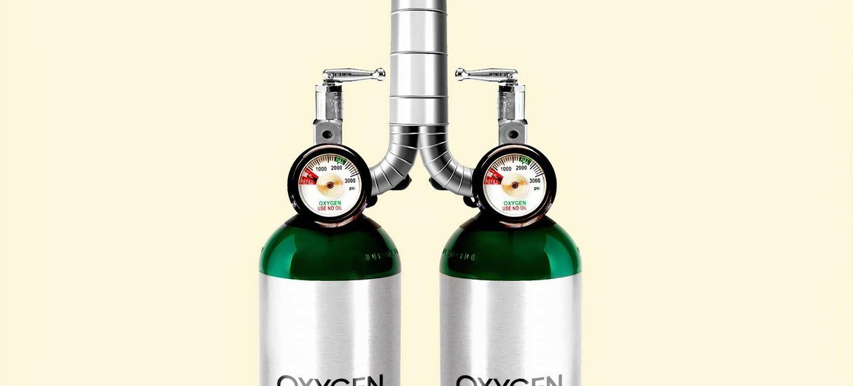 В больницах бедных стран катастрофически не хватает кислорода