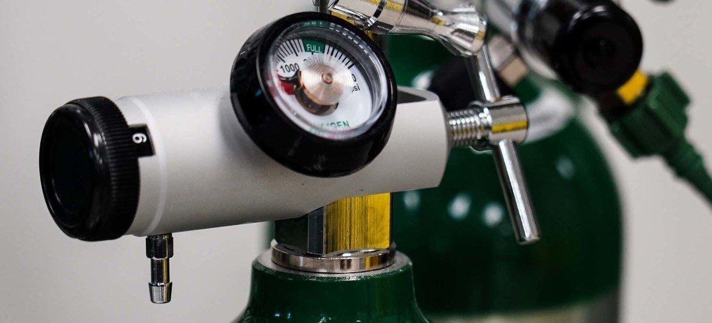 O oxigênio é um recurso essencial, mas com acesso limitado em países de baixa e média rendas