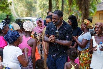 Mtayarishaji filamu Idris Elba