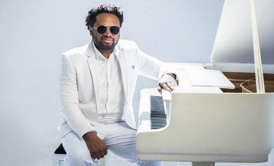 Nigerian musician Cobhams Asuquo