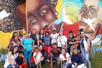 Le financement d'initiatives clés par le Fonds de consolidation de la paix a renforcé la mise en œuvre de l'accord de paix entre le gouvernement et les FARC-EP par le biais de contributions au Fonds d'affectation spéciale multipartenaires des Nations Unies pour le maintien de la paix en Colombie.