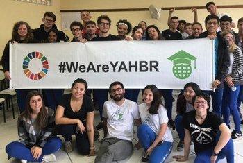 A Rede de Ação Jovem de Curitiba já preparou mais de 15 mil pessoas por meio de visitas a universidades e workshops virtuais, desde 2019