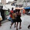 El barrio de Delmas 32 en Puerto Príncipe, la capital de Haití, es uno de los más pobres del país