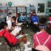 Los profesores en una escuela de oficios en Cuba luchan constantemente contra los estereotipos de género.