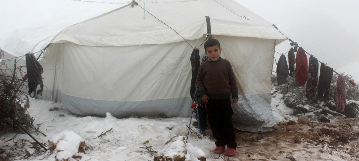 UN chief appeals for end to Syria's 'man-made humanitarian nightmare'