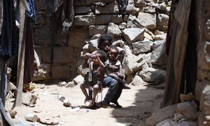 Across Yemen, over 11 million children are in need of humanitarian assistance and protection.