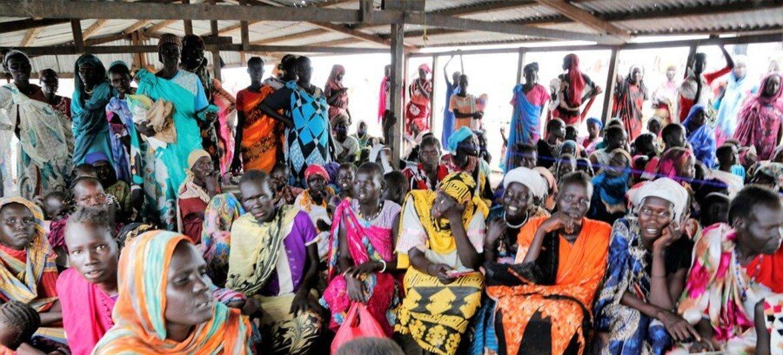 WFP katika kipindi cha nusu ya kwanza ya mwaka huu imelisha wakimbizi 387,000 nchini Sudan.