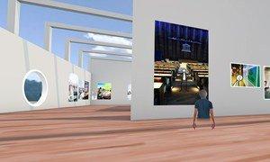 Le Elyx  Museum a ouvert ses portes à l'occasion de la Journée mondiale de la créativité et de l'innovation, avec une exposition spéciale sur Elyx, le premier ambassadeur numérique des Nations Unies.