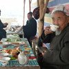किर्गिज़स्तान में चाय का सेवन एक सांस्कृतिक और सामाजिक परम्परा है.