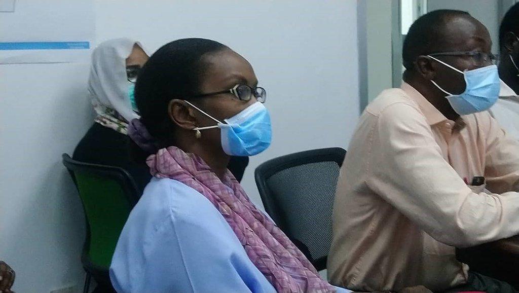 来自苏丹和中国的公共卫生政策制定者、卫健专家、医生和其他公共卫生专业人员今天首次举行了有关预防和治疗新冠病毒感染的网络研讨会。