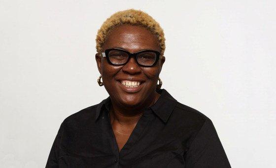 Nwanneakolam Vwede-Obahor, Head of UN Human Rights East Africa Regional Office.