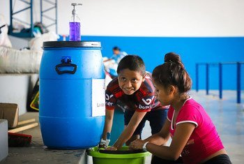 Fundo visa assistir crianças venezuelanas acolhidas em comunidades da Colômbia, do Equador e do Peru.
