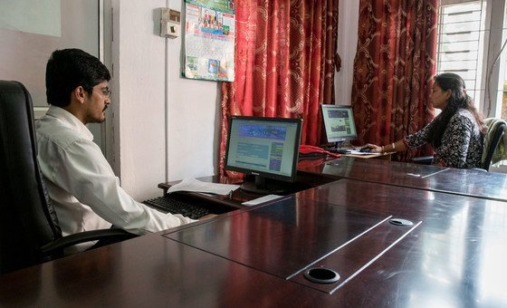There may be opportunities for developing countries, like Nepal, to benefit from a global move to remote working.