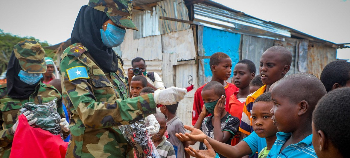 Somalia Looks To First Full Elections