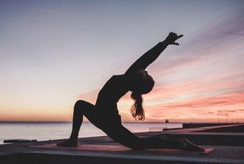 21 июня - Международный день йоги.