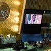 В Генеральной Ассамблеи прошло заседание, посвященное Международному дню Нельсона Манделы