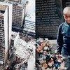 Nigeel perdió a su padre en el ataque a la embajada de Estados Unidos en Nairobi, Kenya, en 1998.