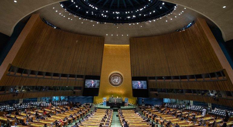 La Asamblea General aprueba un presupuesto de 3200 millones de dólares para la ONU en 2021