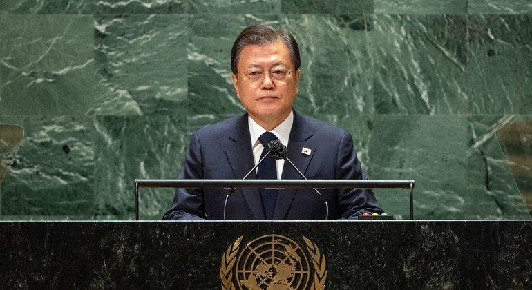 Republic of Korea calls for UN-led 'era of global community'