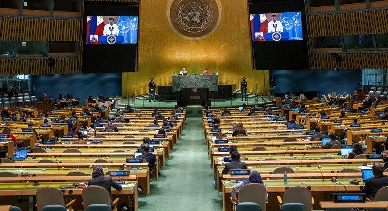PhilippinesPresident urges world to 'reverse course' on inequality