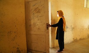 As schools slowly reopen in parts of Afghanistan, it is important to ensure that both girls and boys are able to return safely.