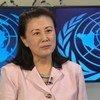 联合国全球传播部新闻和媒体司司长姜华