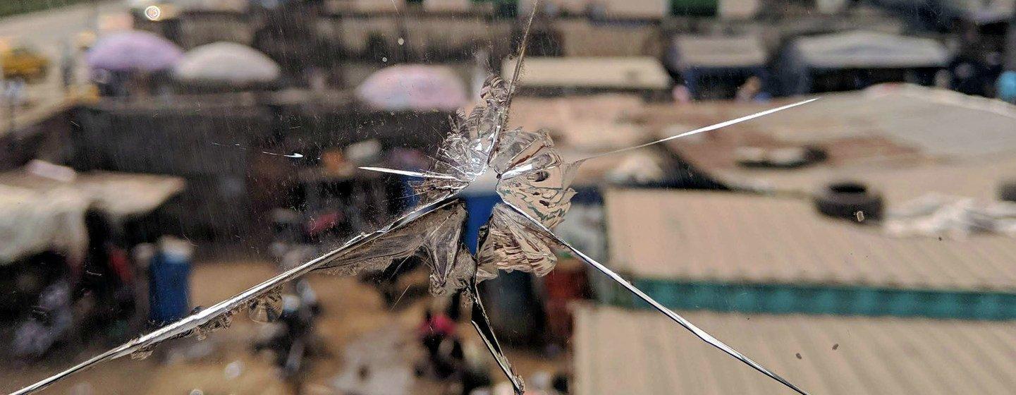 Nações Unidas podem apoiar os esforços nacionais em busca de uma solução.