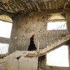 यमन में एक युवा फ़ाउण्डेशन की सह-संस्थापक ओला अलघबरी, महिला सशक्तिकरण के लिये प्रयासरत हैं.