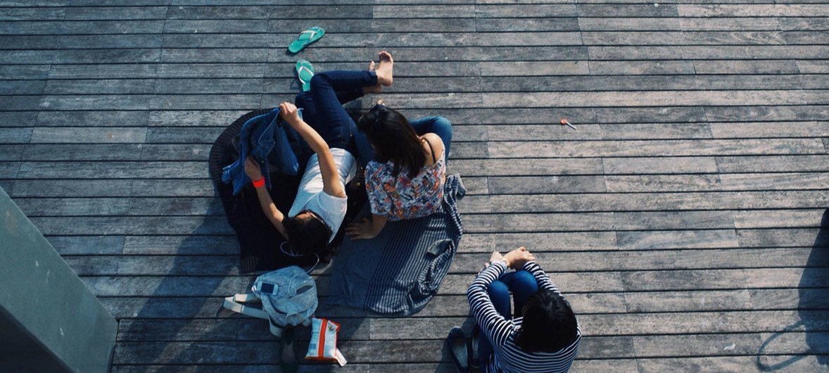 La Organización Mundial de la Salud recomienza a los adolescentes más actividad física.