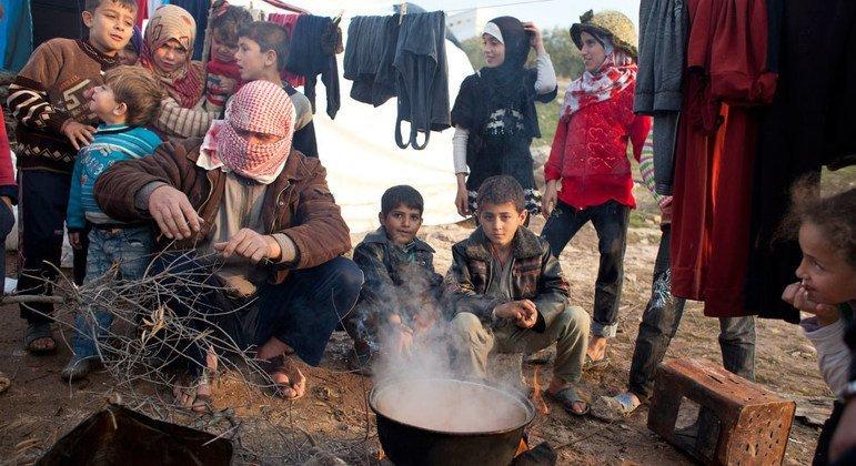 Missile strike kills at least 12 civilians, including children, in Syria's Idlib: UN humanitarians