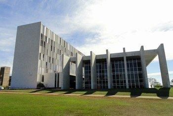 Tribunal de Contas em Brasília