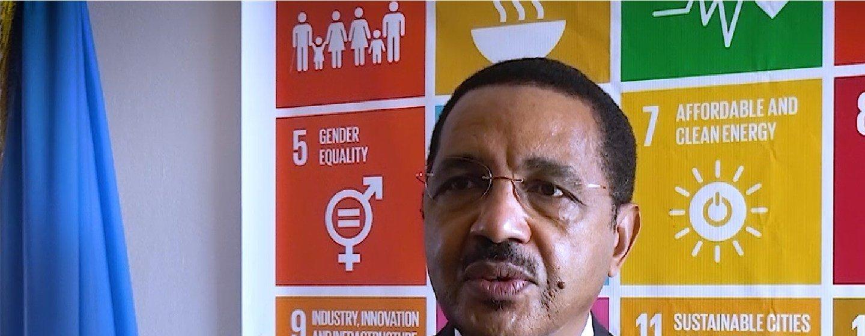Chefe da ONU em Bissau destaca início de um percurso rumo ao desenvolvimento sustentável