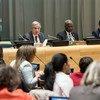 Le Secrétaire général de l'ONU, António Guterres, présente ses priorités pour 2020 à l'Assemblée générale des Nations Unies.