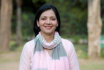संयुक्त राष्ट्र पर्यावरण एजेंसी (UNEP) के भारत कार्यालय में एक कार्यक्रम अधिकारी दिव्या दत्ता.
