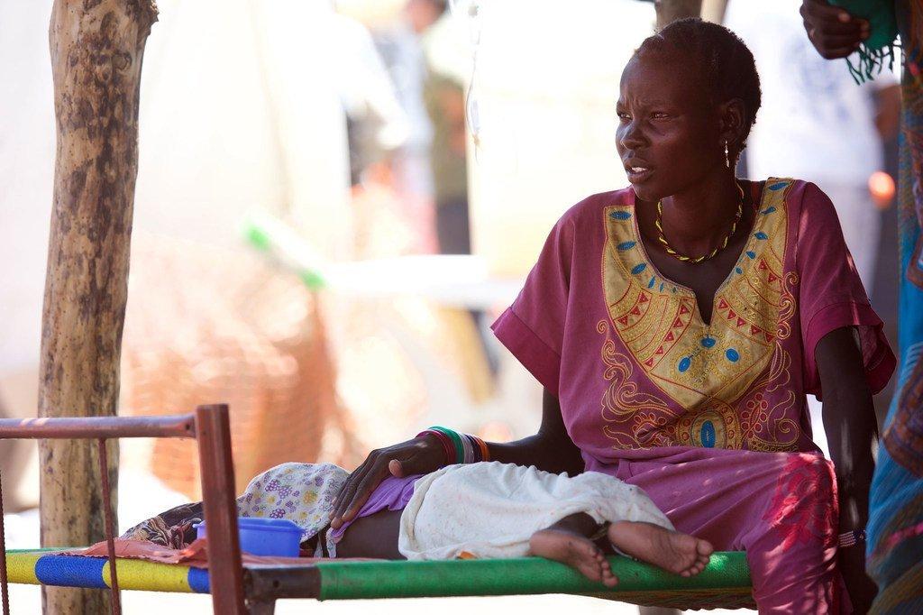 雨季给南苏丹阿布洛克严峻的人道主义局势带来了新的风险。