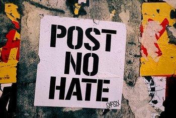 تقول منظمة اليونسكو إن خطاب الكراهية آخذ في الارتفاع في جميع أنحاء العالم.
