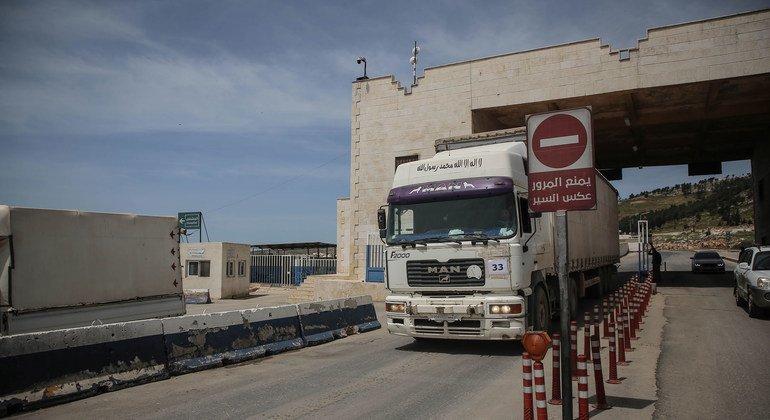 تلقت سوريا 256,800 جرعة من لقاحات كوفيد-19، وهي أول شحنة تصل إلى البلاد.