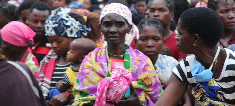 Conflito no norte de Moçambique causou uma crise humanitária e agências da ONU estão aumentando sua resposta
