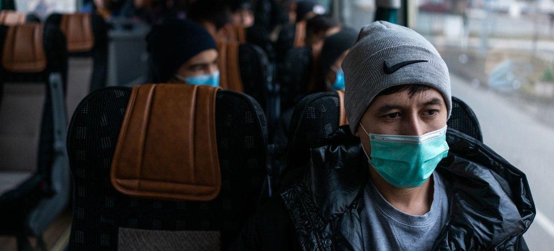 Un homme autrefois apatride, né au Kirghizistan, est devenu citoyen ouzbek.
