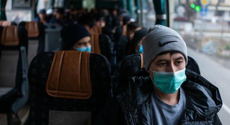 Мухаммад Тургунов родился в Кыргызстане и после многих лет без гражданства получил паспорт Узбекистана.