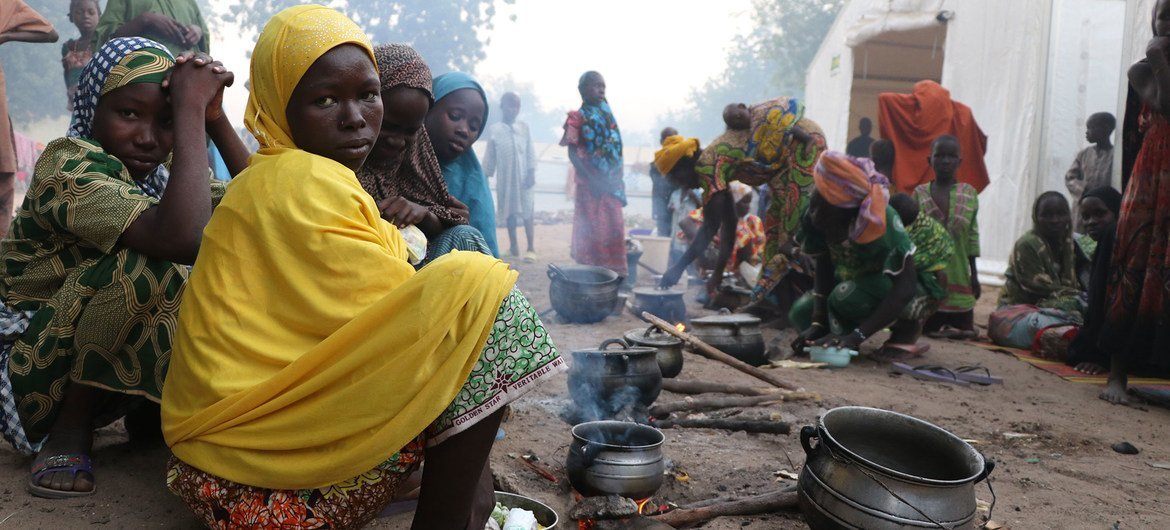 Famine knocking at the door of 41 million worldwide, WFP warns — Global Issues