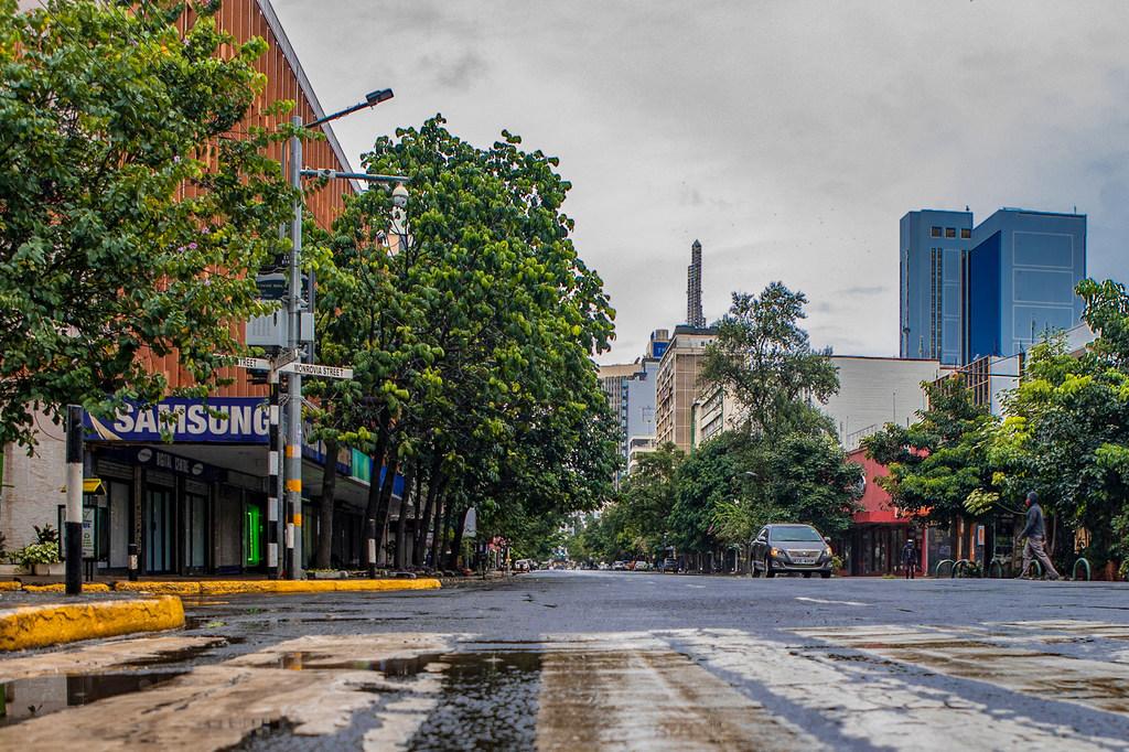 Jiji la Nairobi, Kenya