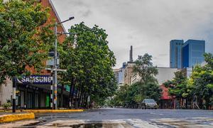 Cidade de nairobi, no Quênia. Nova publicação da ONU aponta caminho para a recuperação.