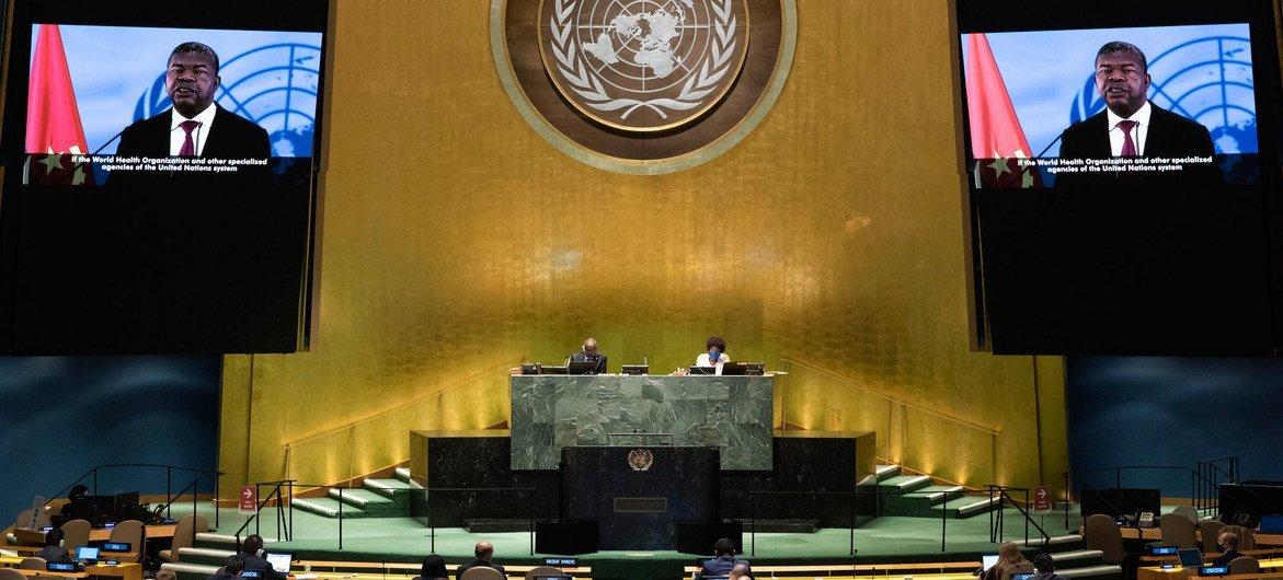 Presidente da nação africana de língua portuguesa, João Lourenço, citou medidas tomadas pelo governo para responder a crise.