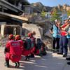 中国两支灾害救援队获联合国国际重型救援队资格。